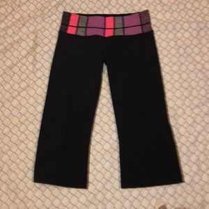 Lululemon Crop Pants 6